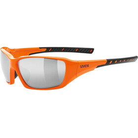 UVEX Sportstyle 219 Bike Glasses orange